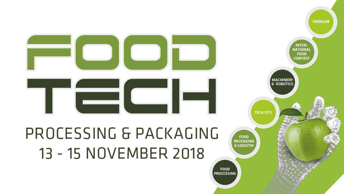 Footech, 13th – 15th November 2018 / Hall L, Booth 9170